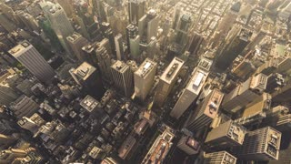 Above the Midtown | New York City | 4K Aerial footage filmed above New York City s midtown.