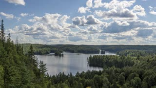 Algonquin Park - Track & Tower - Loookout #2