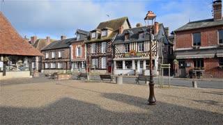Beuvron-en-Auge, Normandy, France
