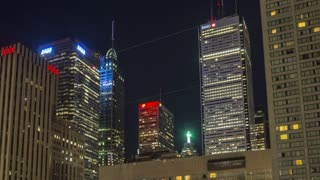 Downtown Toronto Timelapse / Hyperlapse