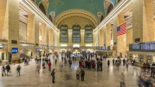Grand Central Terminal 4K