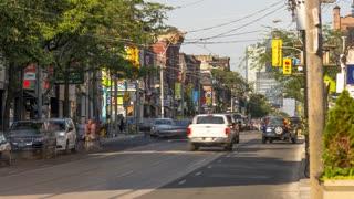 Queen & Niagara Street