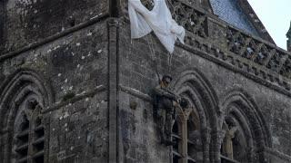 Sainte-Mère-Église, Normandy, France