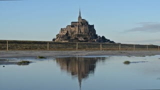 The Mont Saint-Michel, Normandy, France