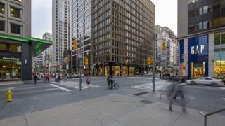 Toronto - Bay & Bloor Street