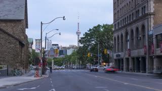 Toronto - Bloor & Avenue Road