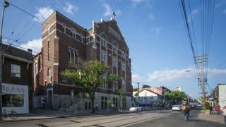 Toronto Queen Street & Bellwoods Avenue