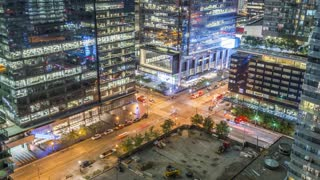 Toronto - Bremer Boulvard & York Street 4K
