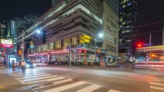 Toronto - TIFF Night 4K