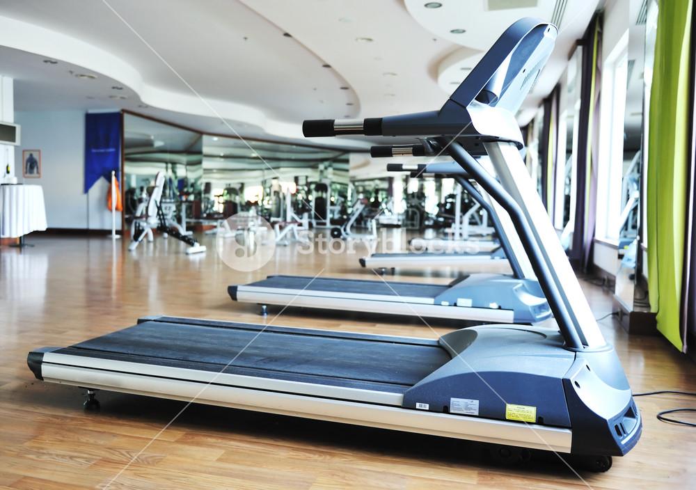 Sport club gym