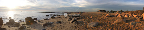 Hammonasset Beach Panorama