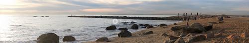 Hammonasset Beach Panorama