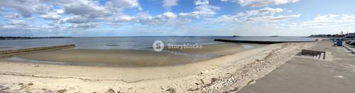 Westbrook Beach Panorama