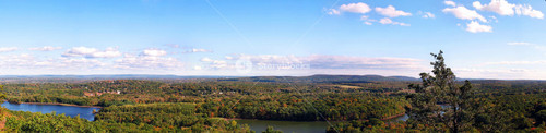 Connecticut Panorama