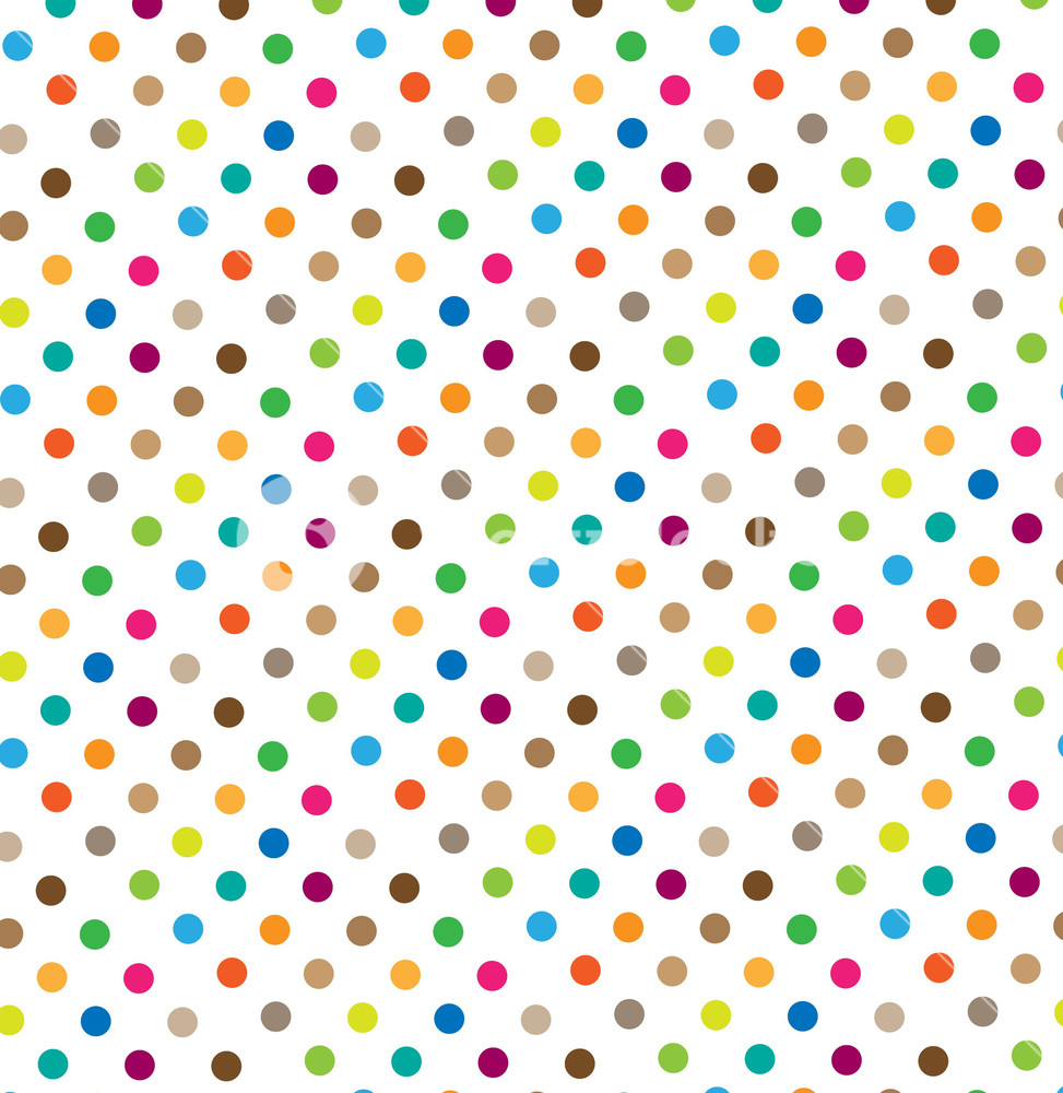 Abstract Circle Background Illustration