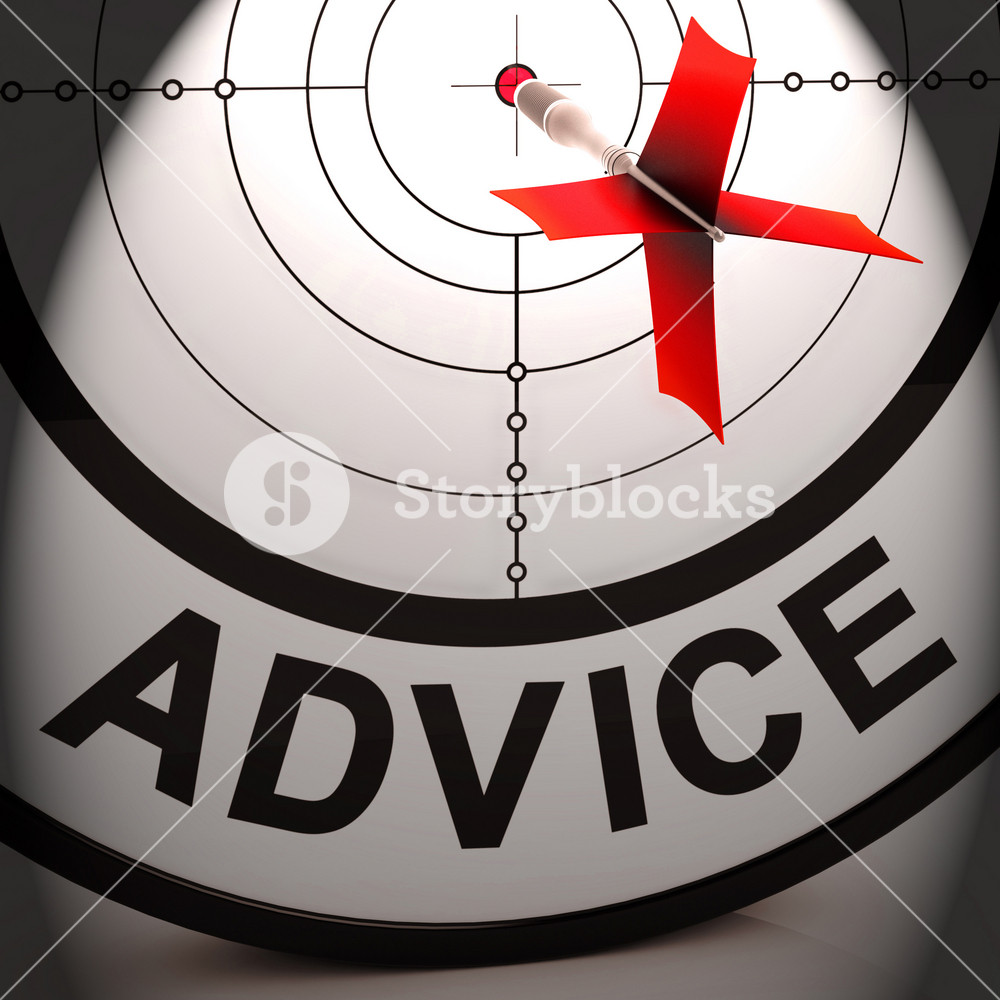 Advice Means Informed Help Assistance And Support