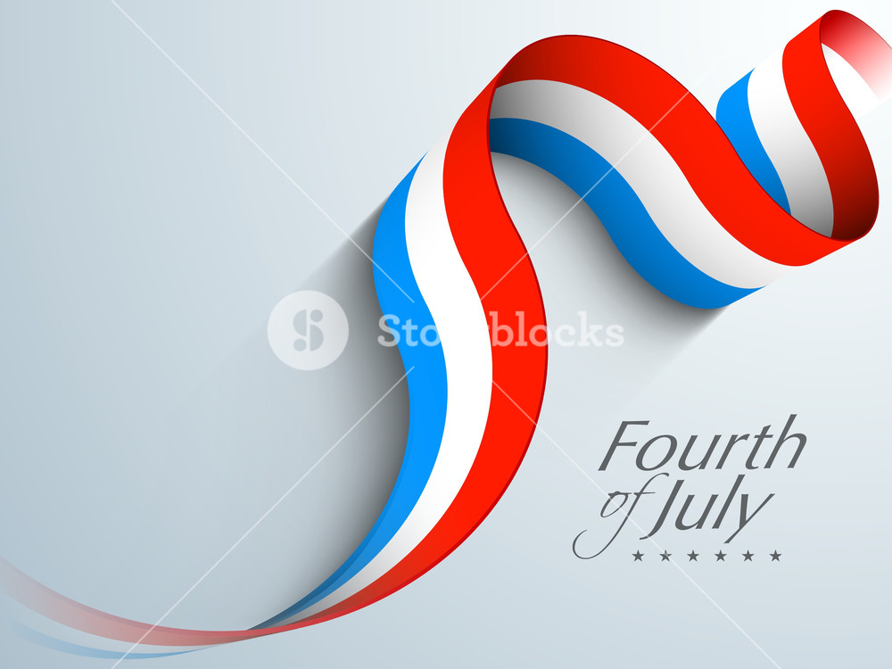 American Independence Day Concept