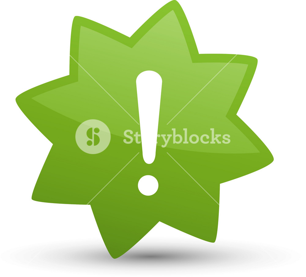 Announce Green Lite Ecommerce Icon