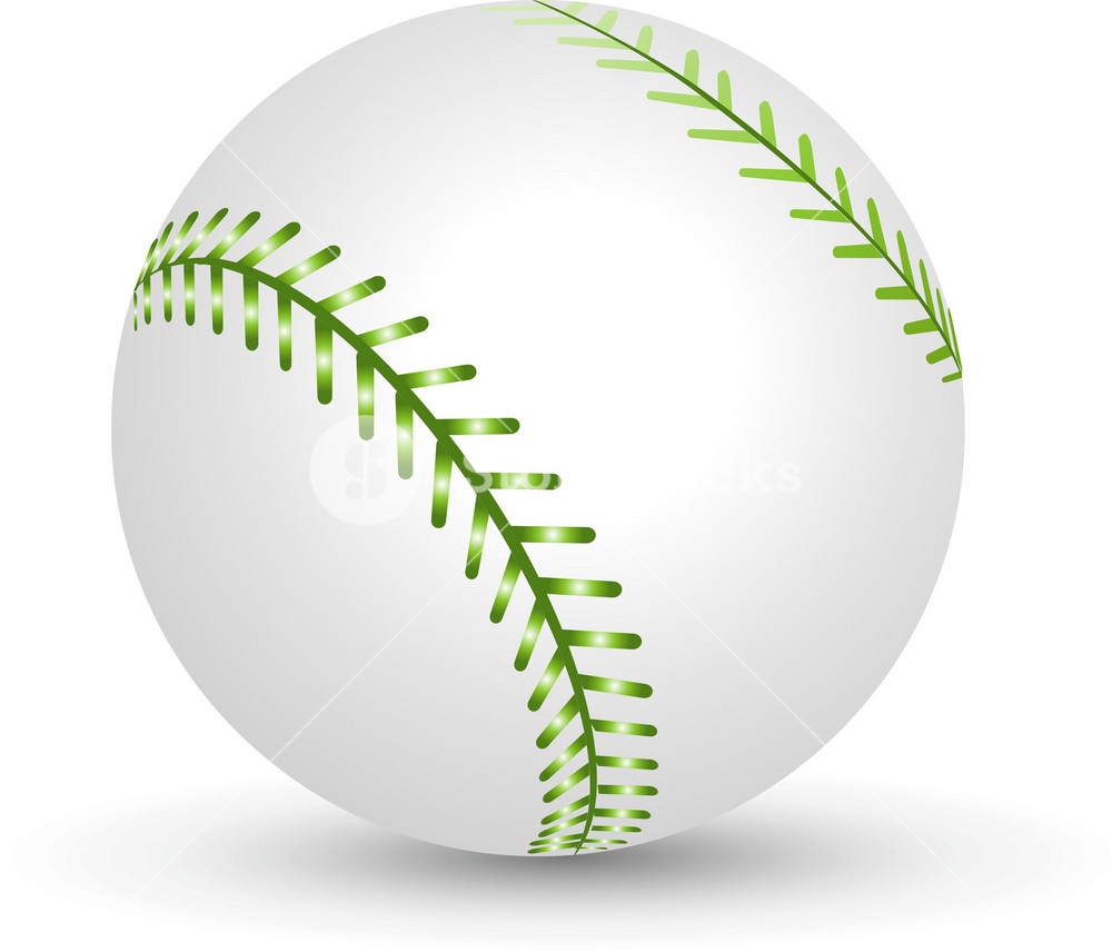 Baseball Lite Sports Icon