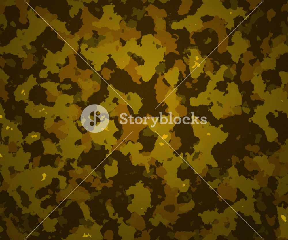 Camouflage Texture Army Background