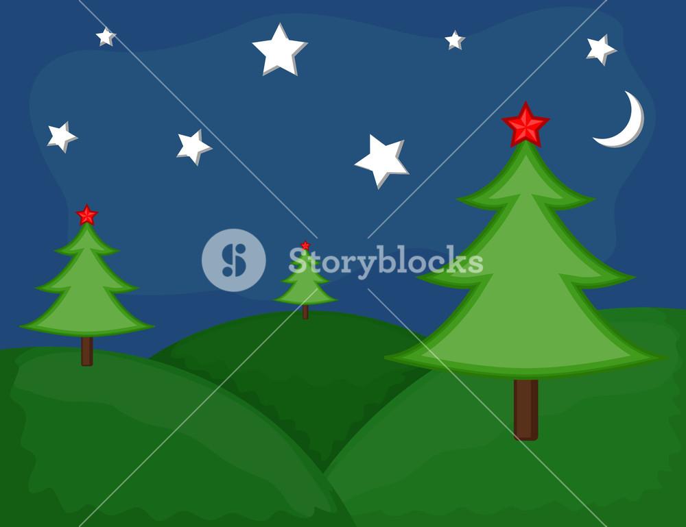 Cartoon Background Christmas Background Royalty Free Stock Image Storyblocks