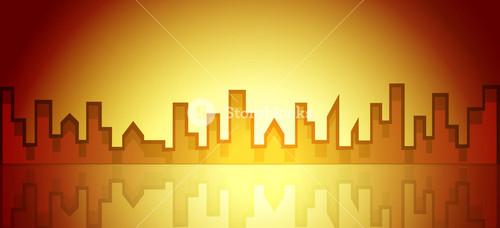 Cityscape Silhouettes