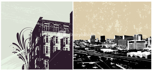 Cityscapes And Urban Buildings