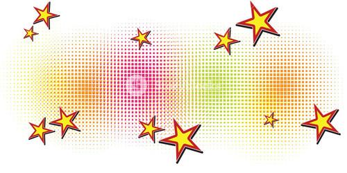 Comic Bubble Vector Element