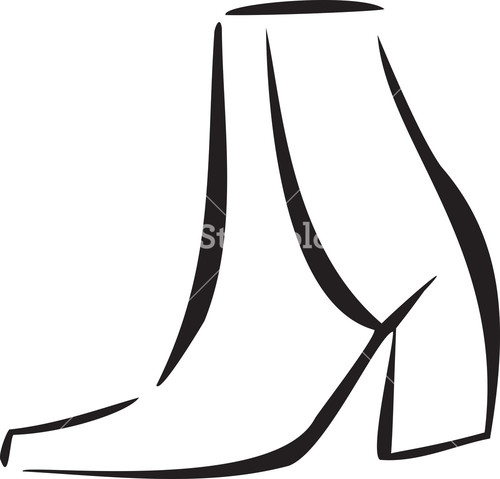 Concept Of Women Footwear With Shoes.