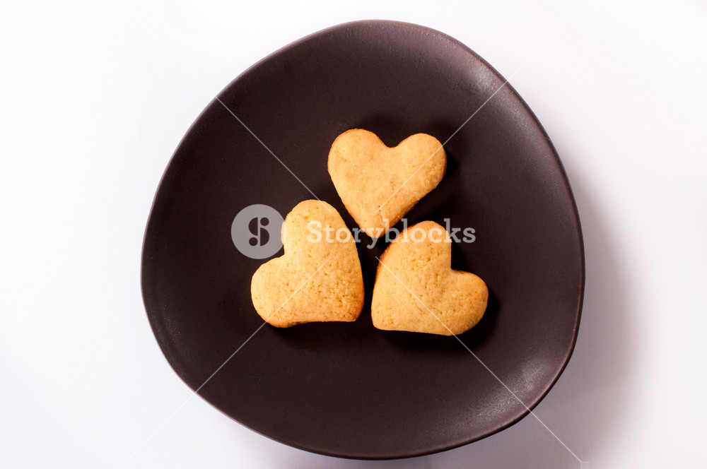 Cookies On The Plate