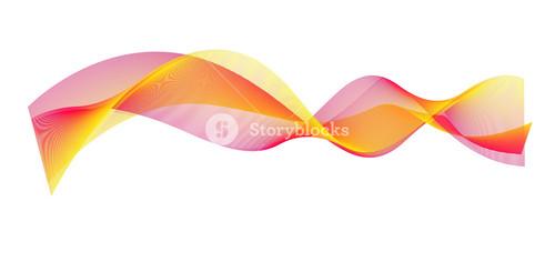 Creative Blend Lines Vector