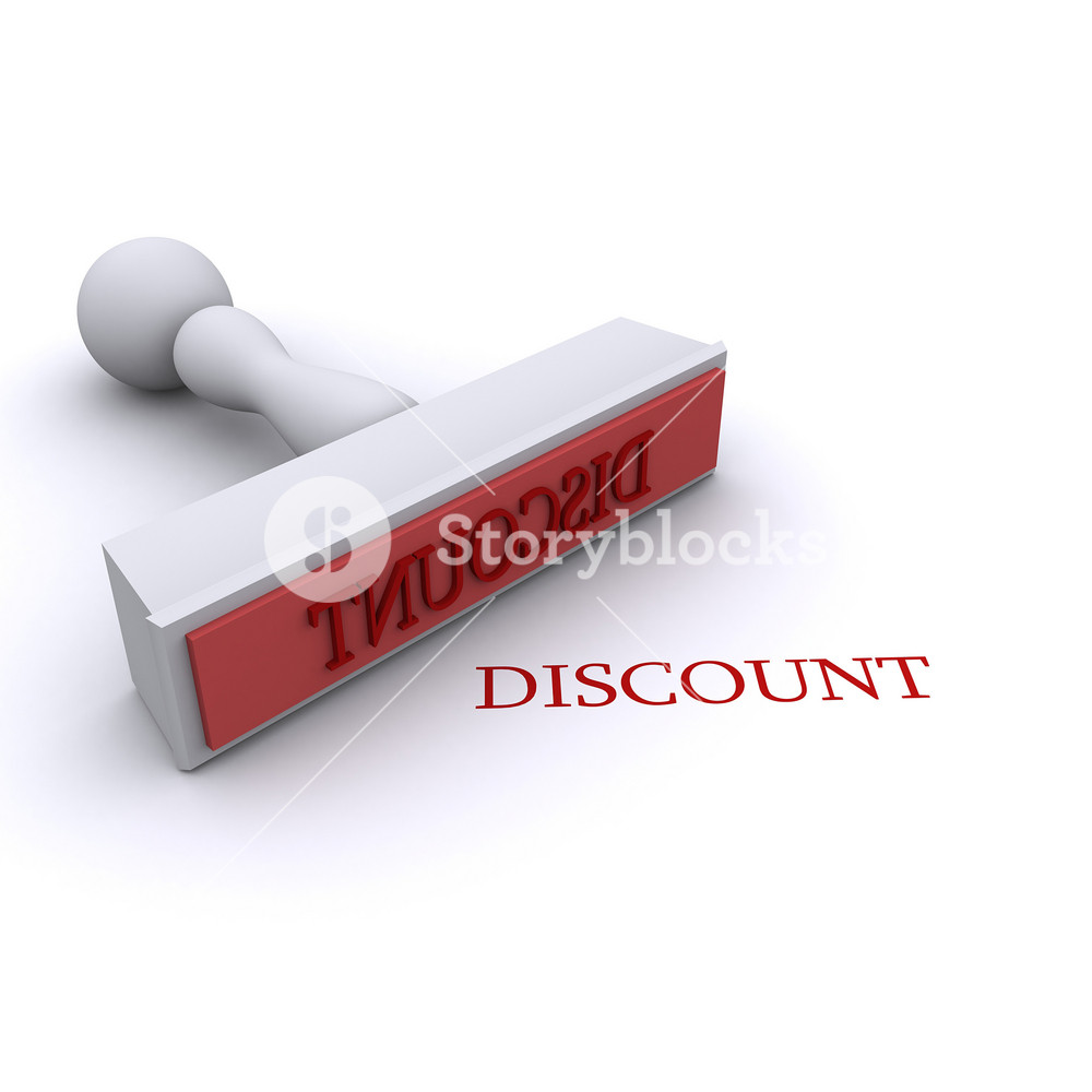 Discount Stamp