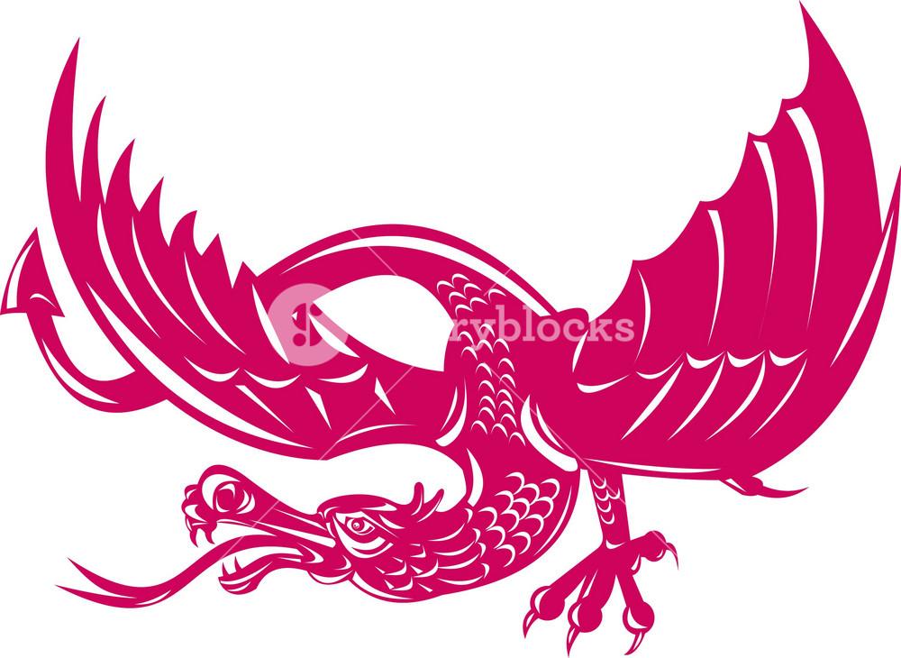 Dragon Retro