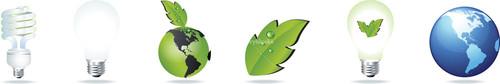 Environmentally Friendly Icons