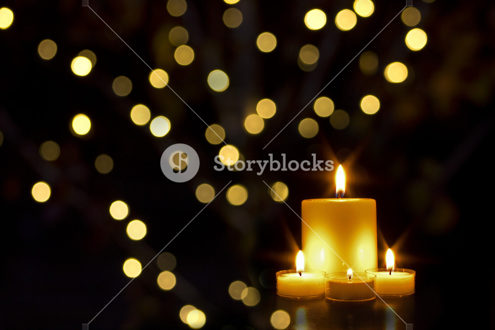 Festival Candles