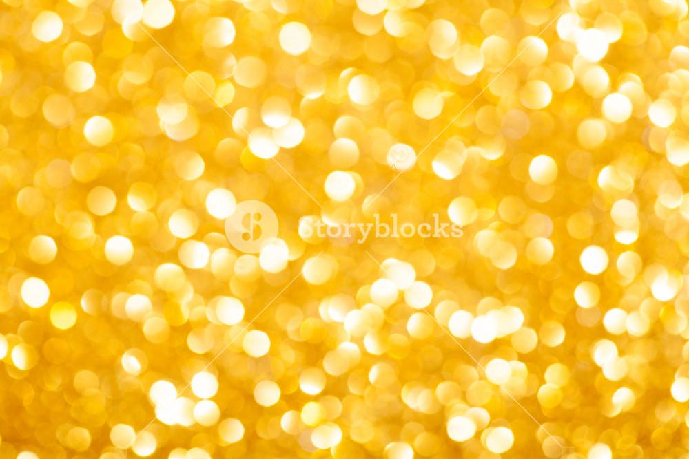 Gold spring or summer background