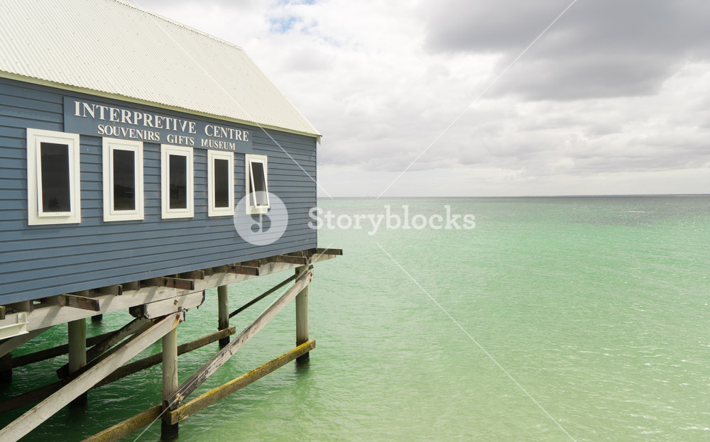 Busselton Jetty Museum, the Busselton jetty is the longest wooden jetty in the southern hemisphere.