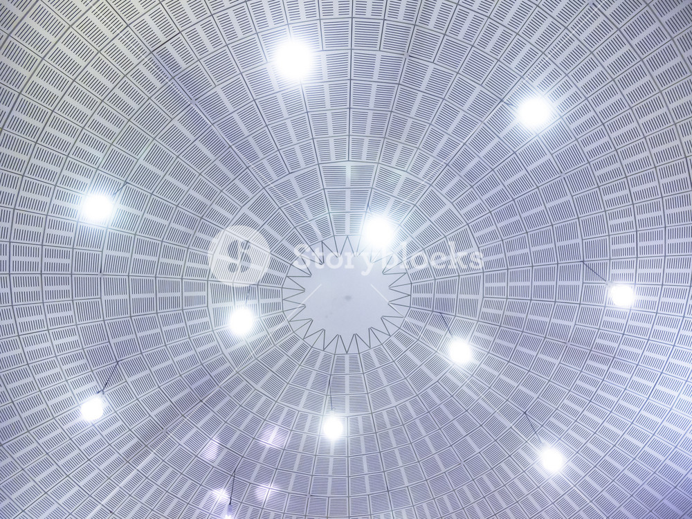 Future style interior roof top