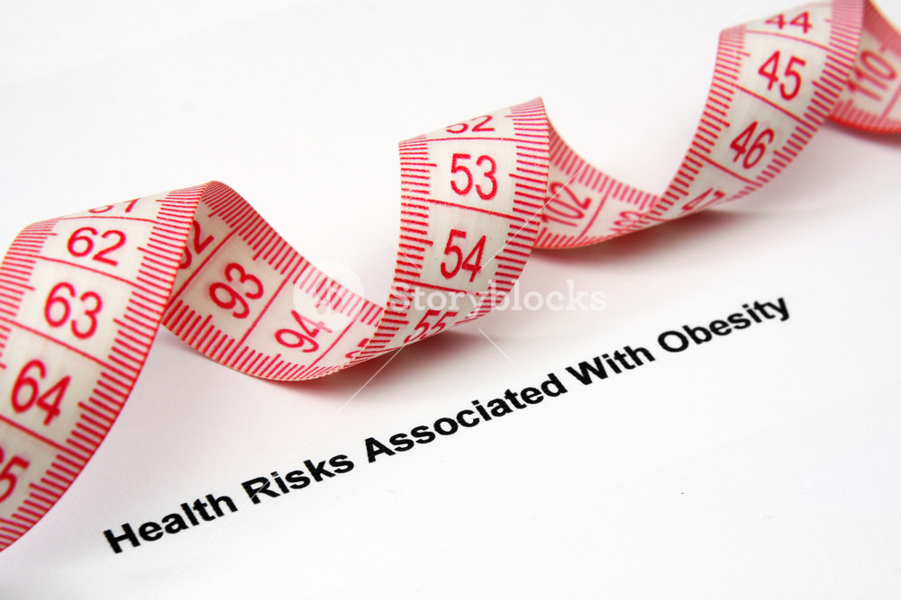 Health Risk Factors  - Overweight And Obesity