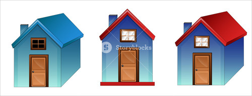 Houses Vectors