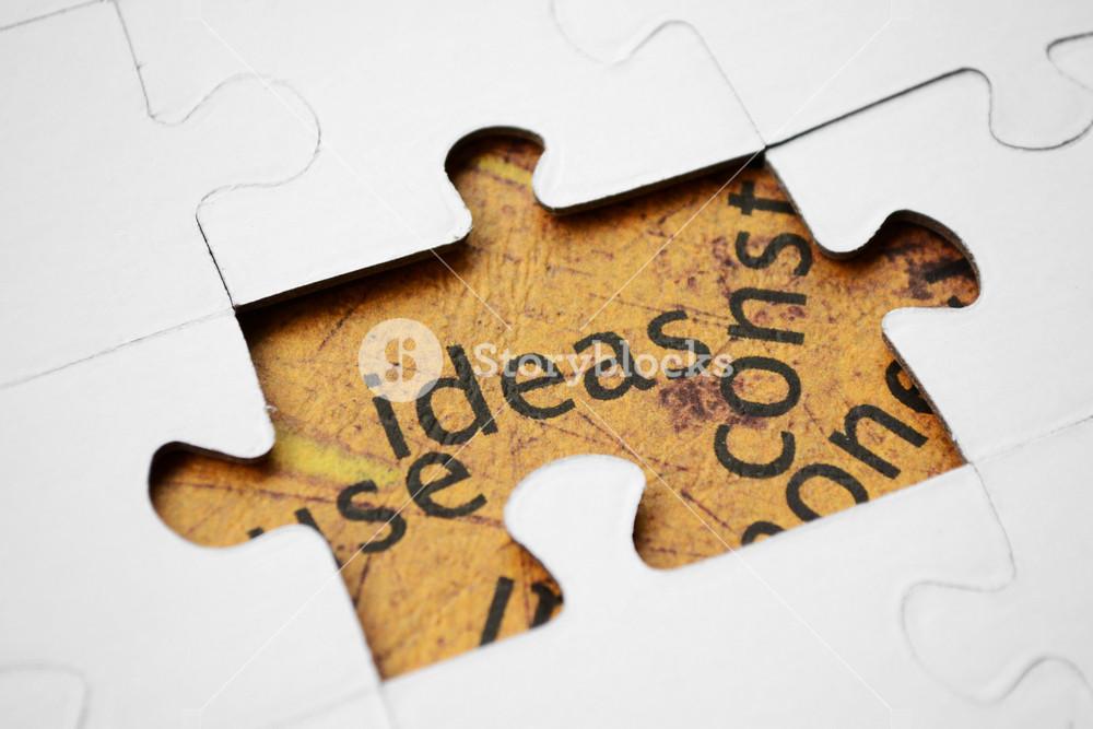 Ideas Puzzle