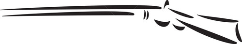 Illustration Of Mexican Weapon.