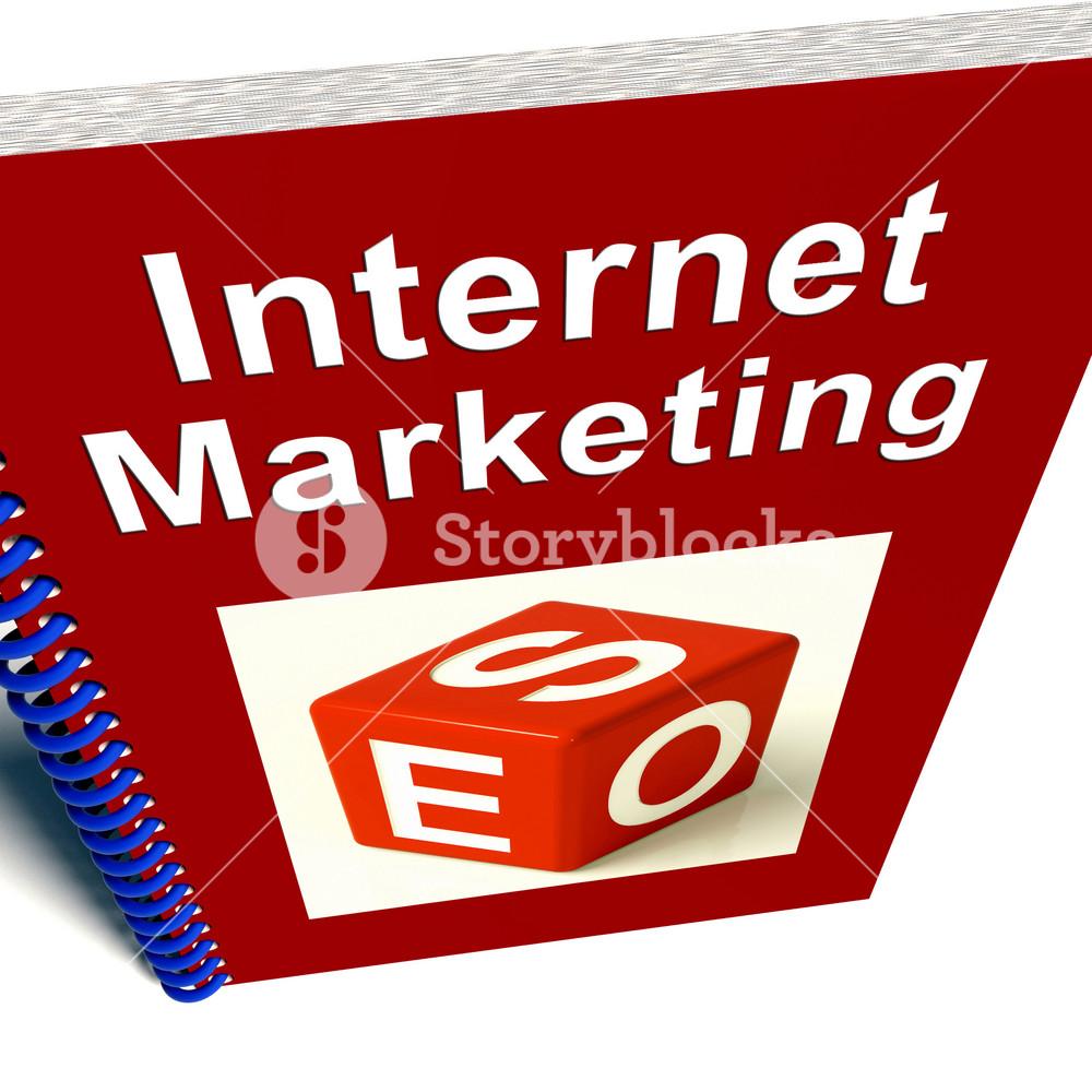 Internet Marketing Book Shows Online Seo Strategies