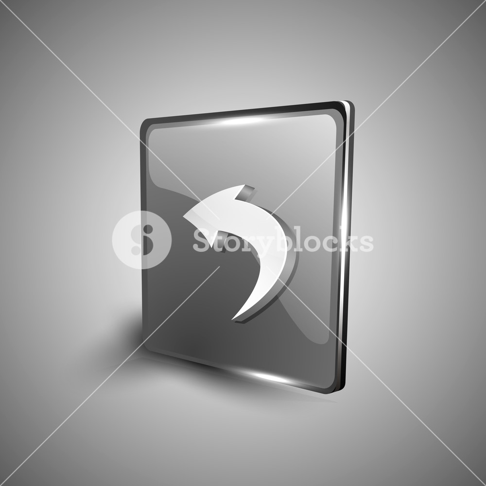 Left Arrow Symbol Icon Set.