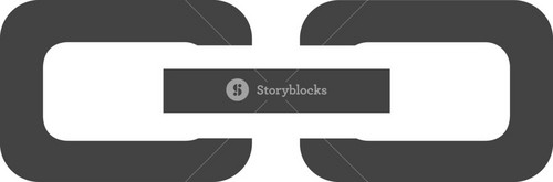Link Glyph Icon