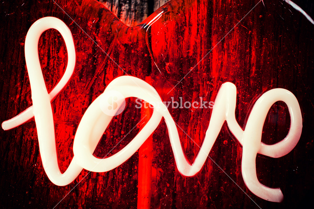 Love On Red