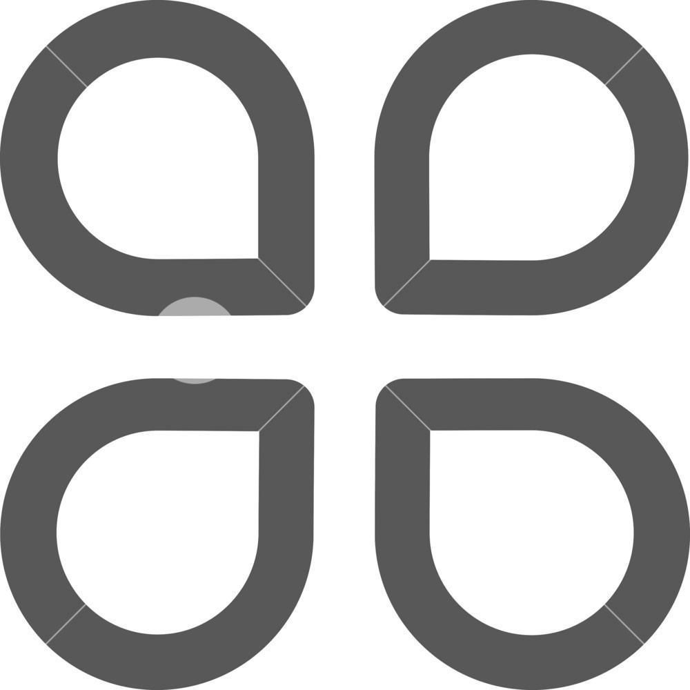 Mac Command Stroke Icon