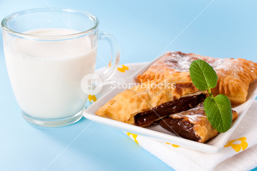 Milk And Pastry