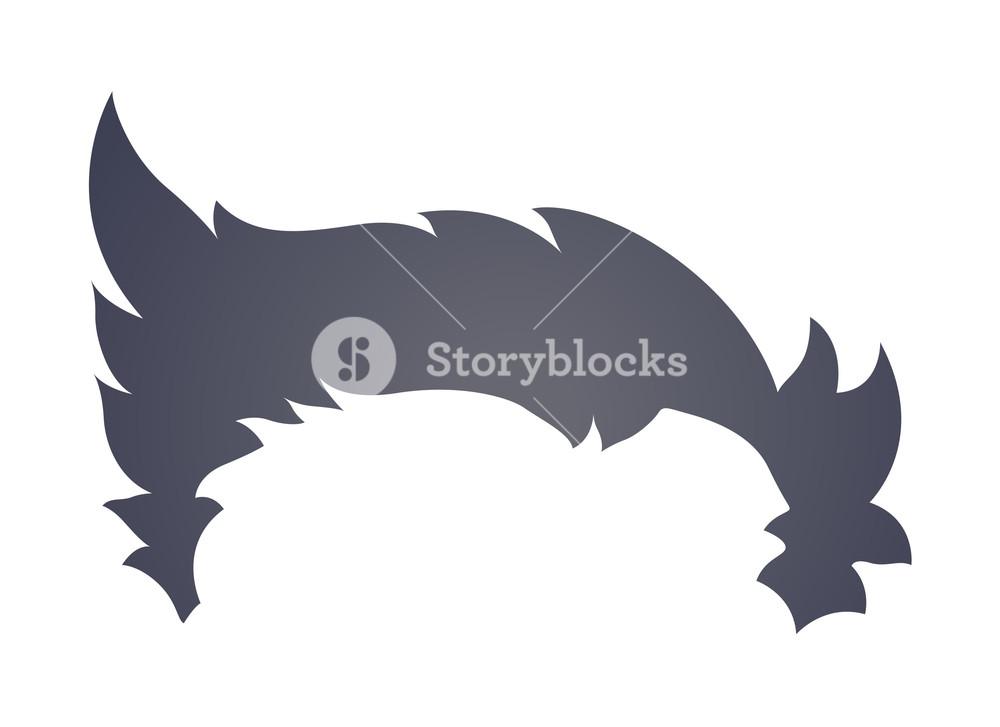 Modern Cartoon Boy Hairstyle Royalty Free Stock Image Storyblocks