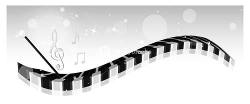 Music Graphic Background